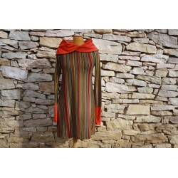 Robe Coco manches longues