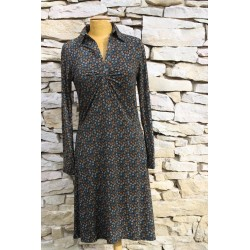Robe Vanny manches longues