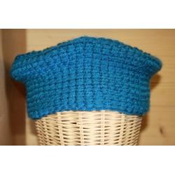 Bonnet Toque turquoise